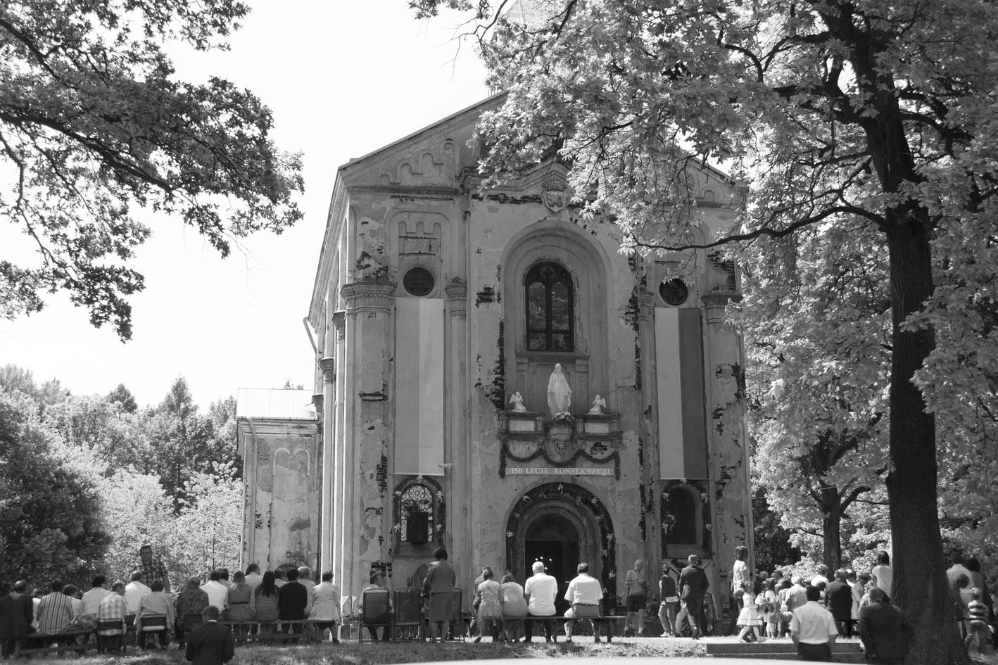 150-lecie konsekracji kościoła św. Trójcy wKosienicach - relacja filmowa