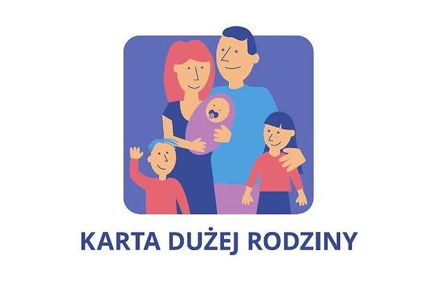Informacja o możliwości przystąpienia do programu Karta Dużej Rodziny